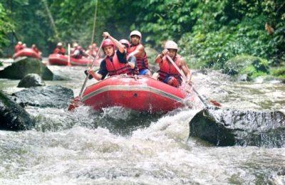 Bali Rafting Kintamani Volcano Tour