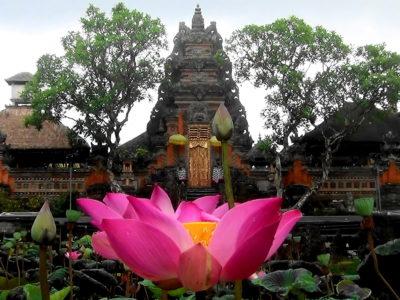Saraswati Garden Temple